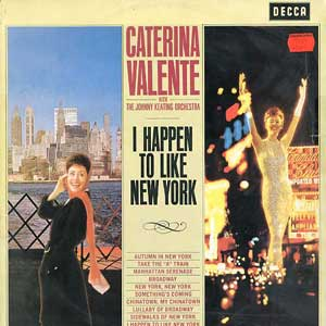 Caterina Valente Strictly USA
